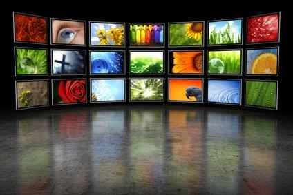 Werbung durch bewegte Bilder und Videos